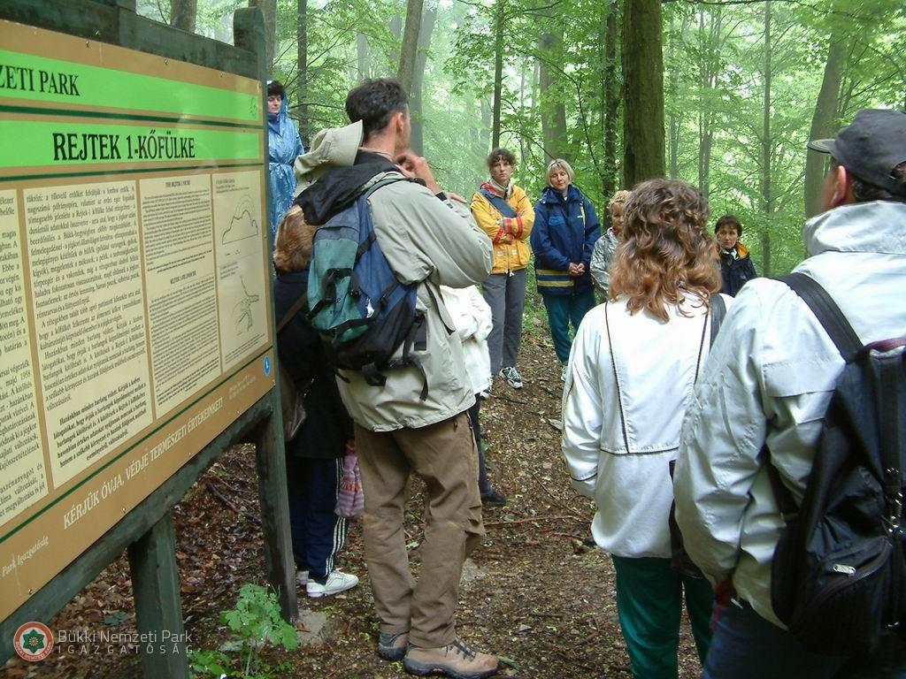 Bükki nemzeti park belépő